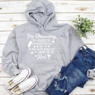 Women's Basic Hoodie with Words Printed Hoodies & Sweatshirts Women's Clothing & Accessories