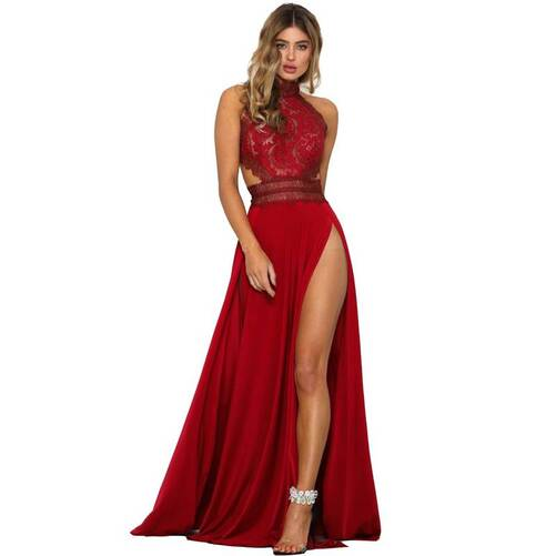Women's Backless Summer Maxi Party Dress Dresses Women's Clothing & Accessories