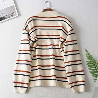 Women's Loose Vintage Sweater Sweaters Women's Clothing & Accessories