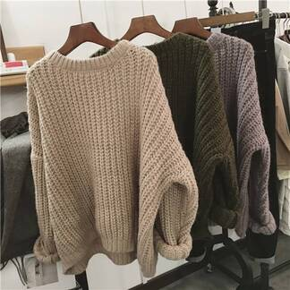Women's Soft Cashmere Sweater Sweaters Women's Clothing & Accessories