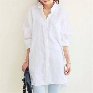 Women's Loose Office Blouses Blouses & Shirts Women's Clothing & Accessories