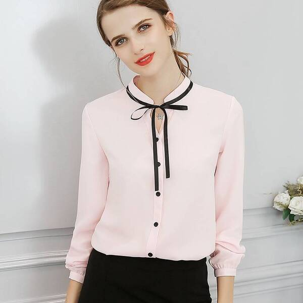 Women's Cute Casual Top Blouses & Shirts Women's Clothing & Accessories