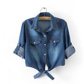 Casual Short Sleeve Shirt Blouses & Shirts Women's Clothing & Accessories