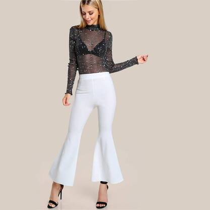 Women's Sexy Style Glitter Blouse Blouses & Shirts Women's Clothing & Accessories