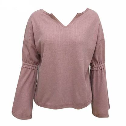 Women's Ruffled Flare Top Blouses & Shirts Women's Clothing & Accessories