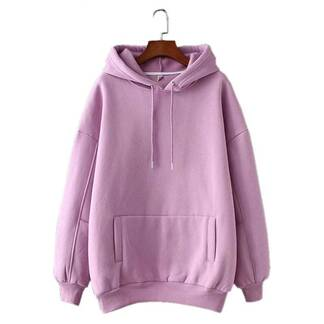 Women's Casual Loose Cotton Hoodie Hoodies & Sweatshirts Women's Clothing & Accessories