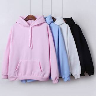 Women's Street Style Hoodie in Multiple Variations Hoodies & Sweatshirts Women's Clothing & Accessories