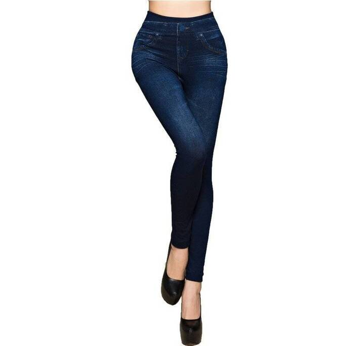Slim Summer Leggings for Girls Bottoms Jeans Women's Clothing & Accessories
