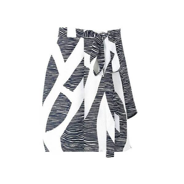 Women's Asymmetric Patterned Summer Shorts Bottoms Shorts Women's Clothing & Accessories