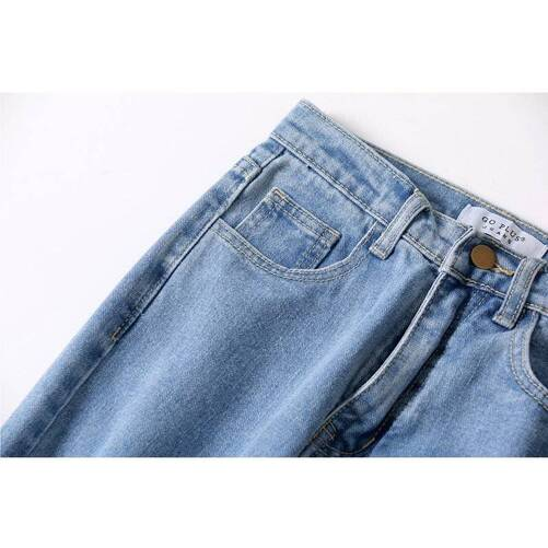 Women's Hipster Style Jeans Bottoms Jeans Women's Clothing & Accessories