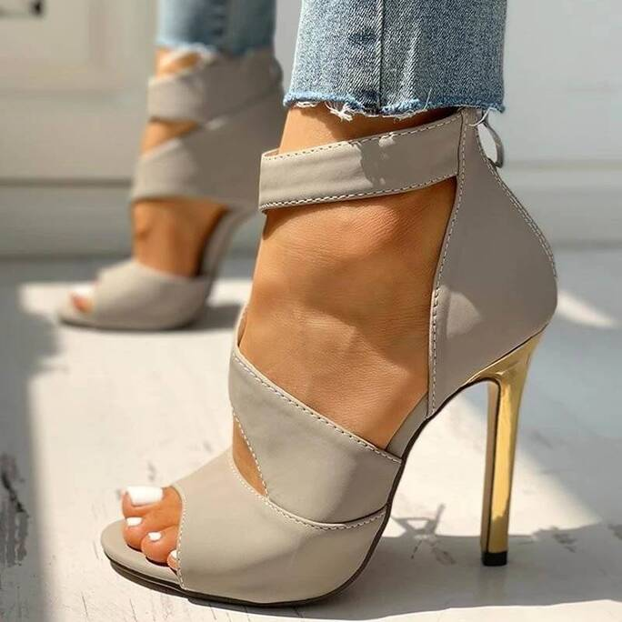 Women's Thin Heels Shoes Heels Women Shoes