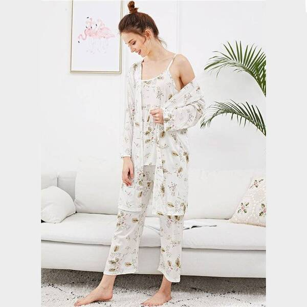 Soft Women's Pajama Pants and Top Pajama Sets Sleepwear & Loungwear Women's Clothing & Accessories