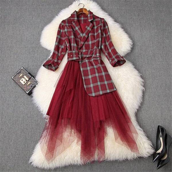 Women's Office Lady Clothing Set Skirt Suits Suits & Sets Women's Clothing & Accessories