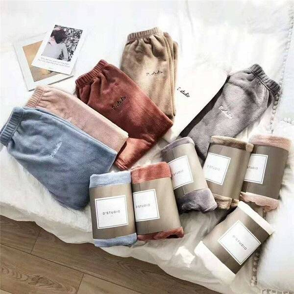 Women's Solid Color Sleeping Pants Pajama Sets Sleepwear & Loungwear Women's Clothing & Accessories
