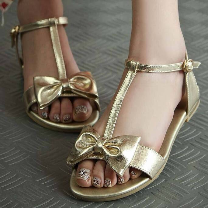 2020 Women Gladiator Sandals Shoes Genuine Leather Hollow Flat Sandals Ladies Casual Soft Bottom Summer Shoes Women Beach Sandal Women Shoes Women's Sandals